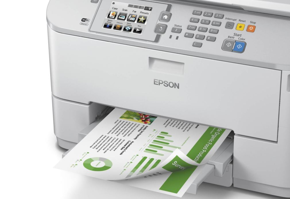 Epson WorkForce - model WF-5620DWF