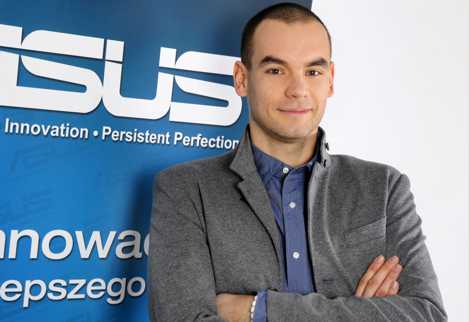 Szymon Winciorek | Business Development Manager ASUS Polska